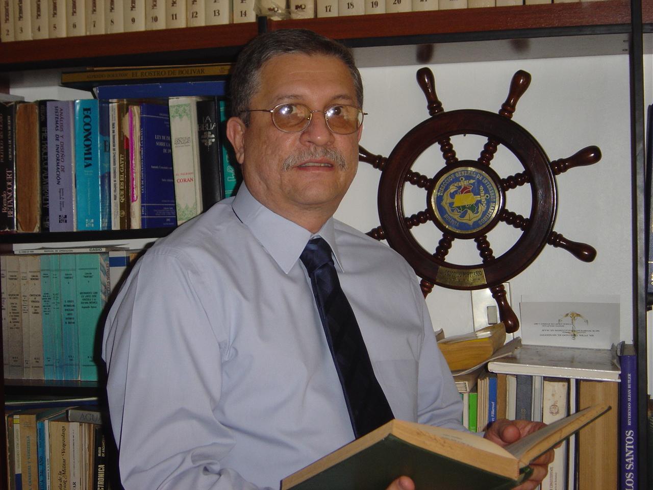 Curriculum Vitae El Espacio Acuatico Venezolano