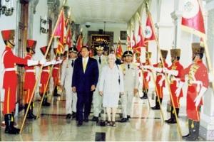 Chavez y Jagan