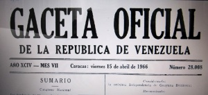 Acuerdo Ginebra 1966